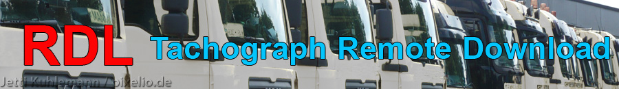 Tachograph Remote Download